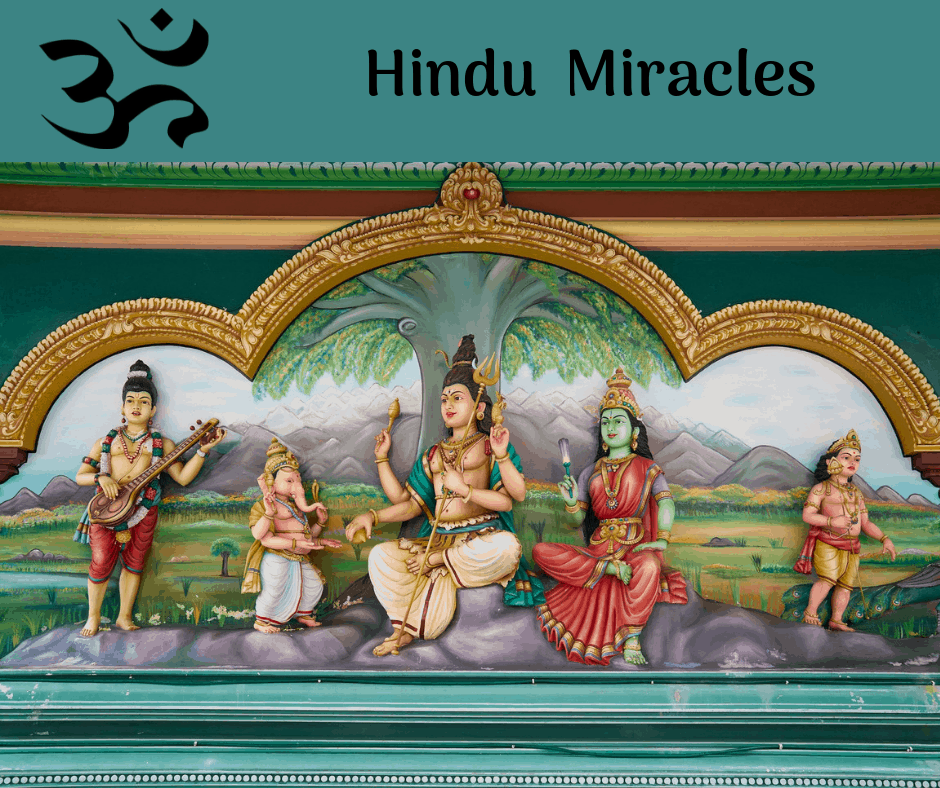 Hindu Miracles,Do You Believe in Miracles, The Unexpected Power of Miracles, Unexpected Miracles Happen Everyday, Made You Smile Back, Beth Elkassih Author