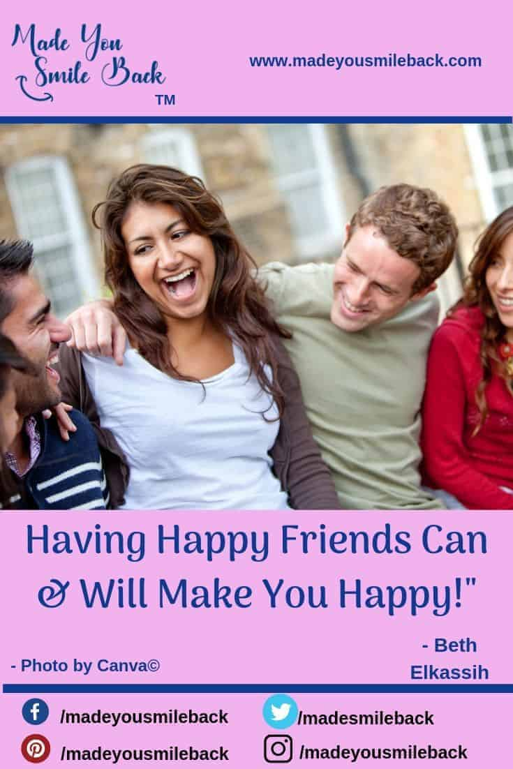 The True Value of Friendship & Happiness