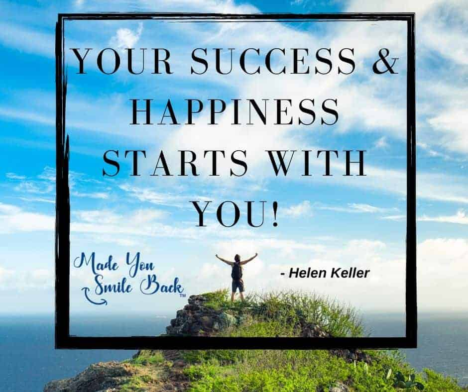 Six Traits of Happy and Successful People Plus the Secret 7th Trait of All! Made You Smile Back